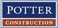 Potter Construction Logo